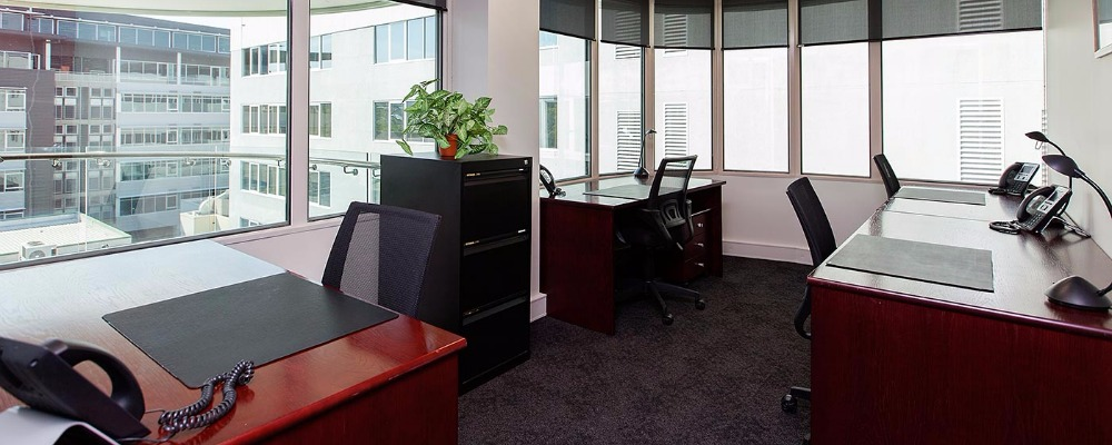 managed offices Brisbane