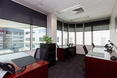 furnished office 02